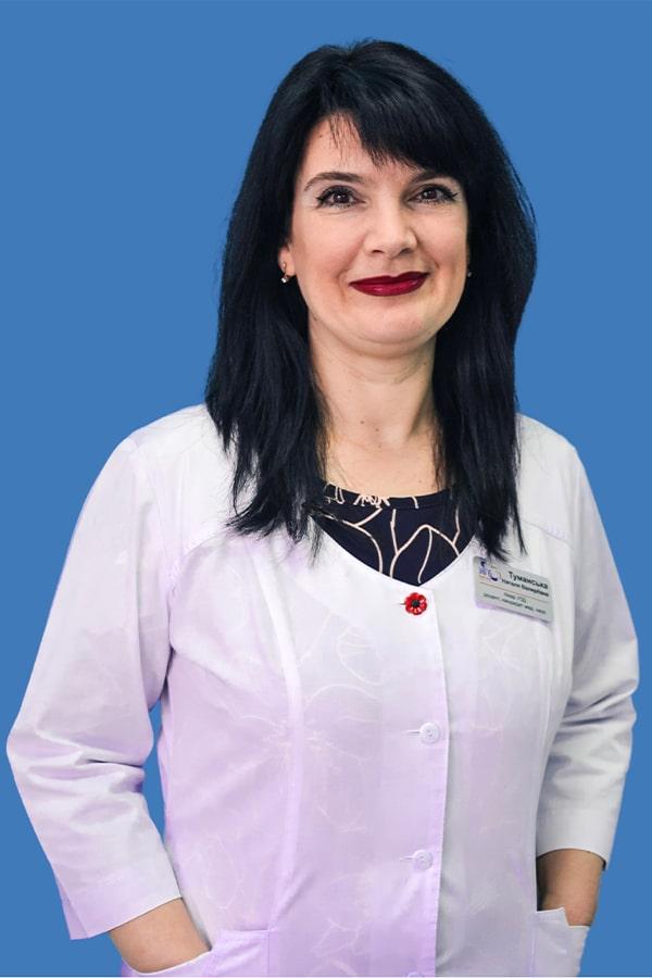 Туманская Наталья Валериевна | УЗИ | МедЦентр «36.6»