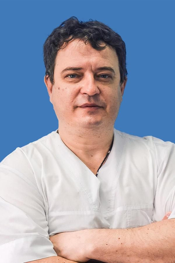 Свистун Сергей Иванович