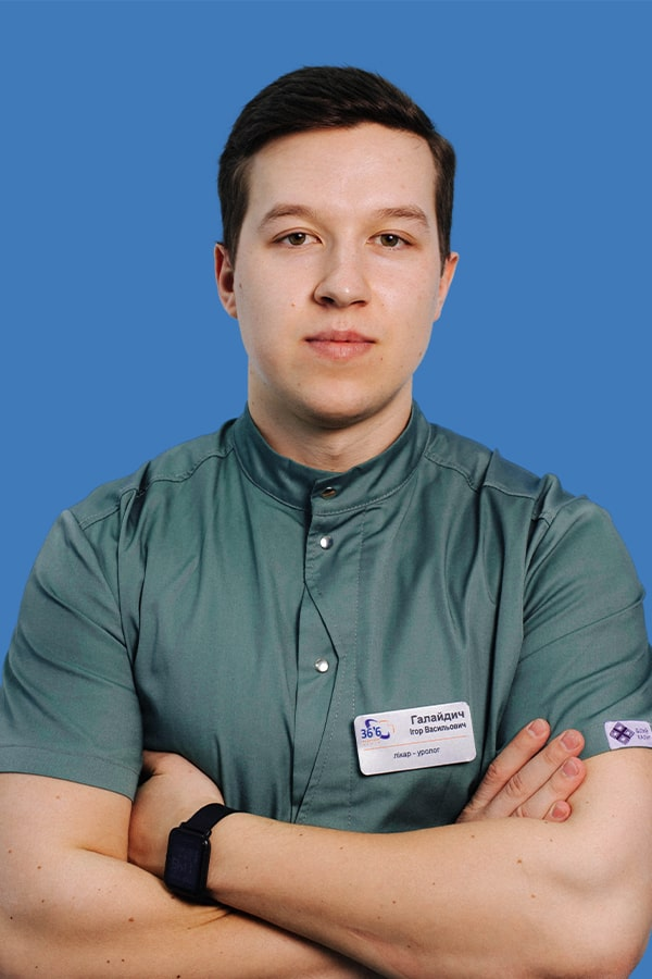 Галайдыч Игорь Васильевич