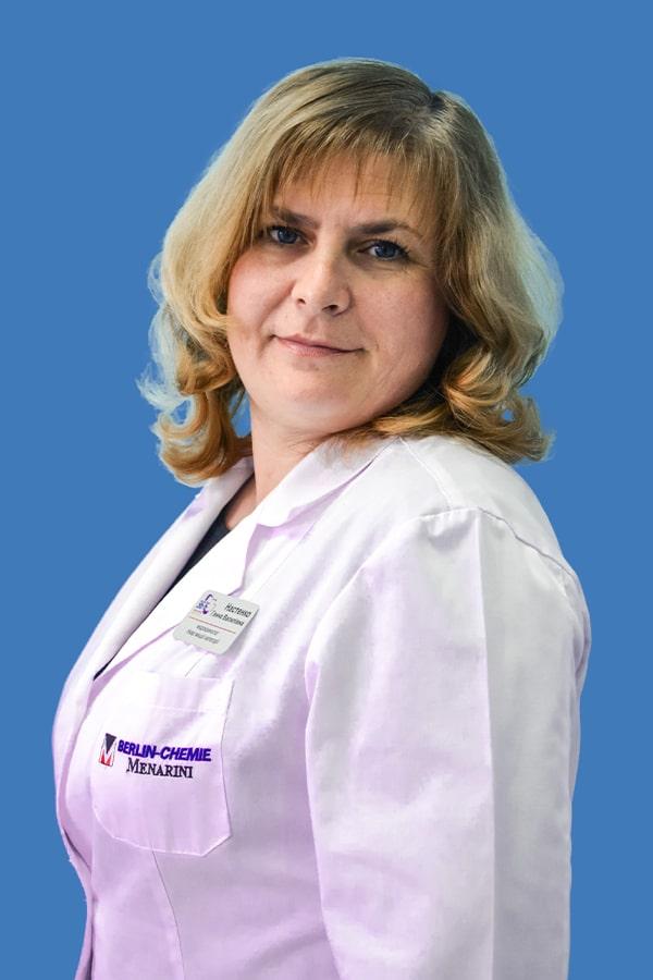 Настенко Анна Васильевна